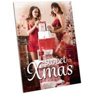 "Schoko Adventskalender ""Sweet Xmas"""