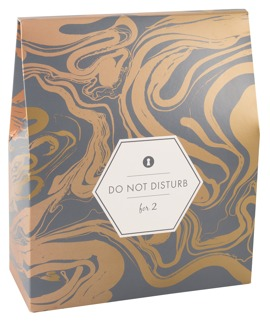 "5-teiliges Paar-Paket ""Do not disturb"""